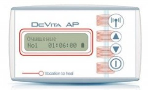Прибор DeVita AP и его программы