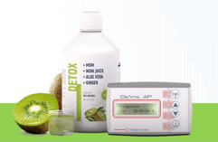 DeLixir Detox + DeVita AP