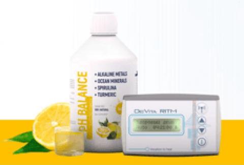DeLixir pH Balance + DeVita Ritm